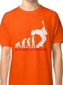 bass player, bass evolution Classic T-Shirt