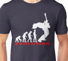 bass player, bass evolution Unisex T-Shirt