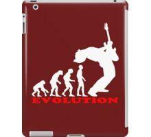bass player, bass evolution iPad Case/Skin
