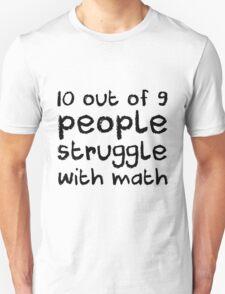 Math problems... T-Shirt