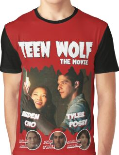 Teen Wolf Old Comic [Scott & Kira] Graphic T-Shirt