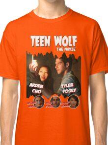 Teen Wolf Old Comic [Scott & Kira] Classic T-Shirt