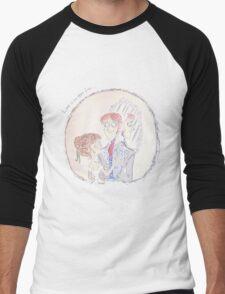 Princess Love Men's Baseball ¾ T-Shirt