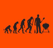 BBQ evolution by LaundryFactory