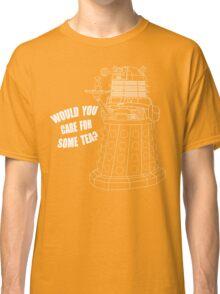 Dalek Cuppa Classic T-Shirt
