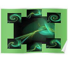 Apophysis Collage Poster