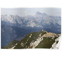 Triglav National park Poster