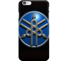Yamaha Logo iPhone Case/Skin