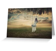 Beautiful Dawn... Greeting Card
