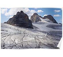 Dachstein glaciers I Poster
