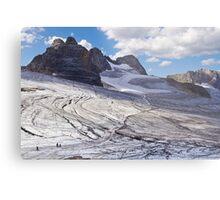 Dachstein glaciers II Metal Print