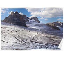 Dachstein glaciers II Poster