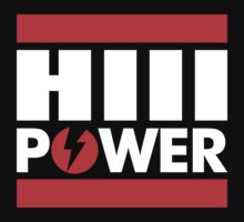 HIII POWER by teetties