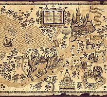 La Mappa del Malandrino by Leti Mallord
