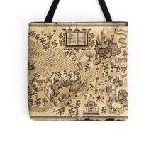 La Mappa del Malandrino Tote Bag