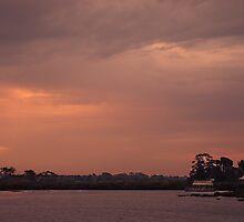 Tooradin Sunset by mattsavage