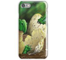 born. iPhone Case/Skin
