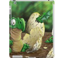 born. iPad Case/Skin