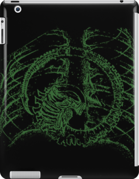 Alien - Chestburster by Lee Jones