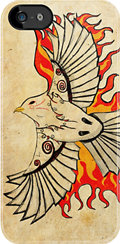 Okami Bird by Joe Hickson