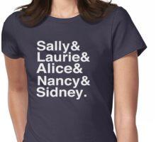 Final Girls 1 Womens Fitted T-Shirt