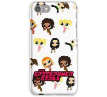 SpicePower Girls iPhone Case/Skin
