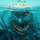The Island Trap  by Tom Godfrey