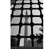 Minaret Photographic Print