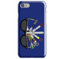 sonic doctor iPhone Case/Skin