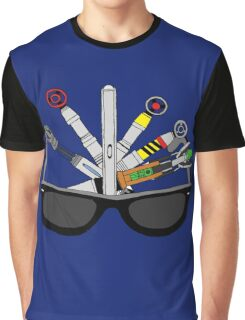 sonic doctor Graphic T-Shirt