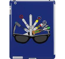sonic doctor iPad Case/Skin
