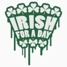 Irish For A Day Graffiti by Style-O-Mat