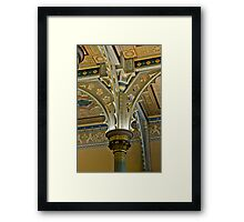 Clandestine Capture II Framed Print