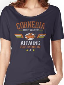 Arwing Squadron Women's Relaxed Fit T-Shirt
