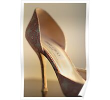The SHOE by Jimmy Choo Poster