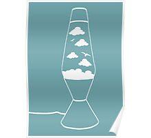 Cloud Lamp Poster