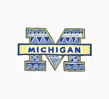 University of Michigan Drawing Unisex T-Shirt