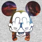 Mickey Nebula Head VII by JohnnySilva