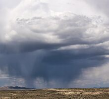 Desert Showers by doubleheader