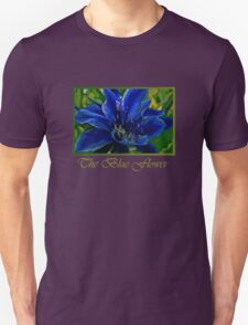 The Blue Flower Unisex T-Shirt