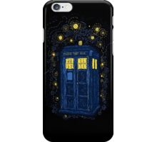 Surreal Tardis iPhone Case/Skin
