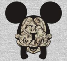 Mickey Money Head by JohnnySilva