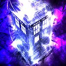 Awesome Tardis by tmwilson