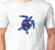 Paper Craft Sea Turtle Unisex T-Shirt