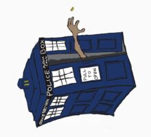 What if Gollum had TARDIS... Baby Tee