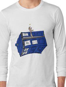What if Gollum had TARDIS... Long Sleeve T-Shirt