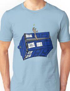 What if Gollum had TARDIS... Unisex T-Shirt