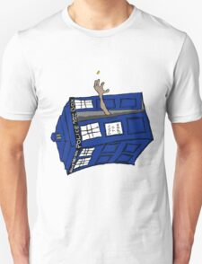 What if Gollum had TARDIS... T-Shirt