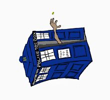 What if Gollum had TARDIS... Unisex T-Shirt