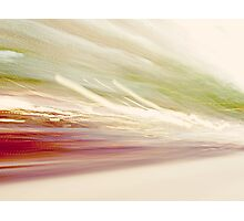 Light Years - Original Abstract Photography Print Photographic Print
